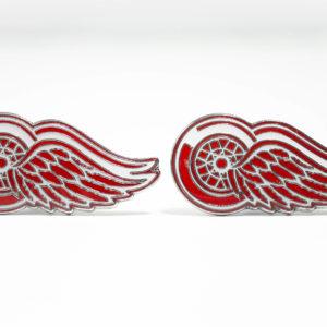 Detroit Red Wings Cufflinks Wedding K Featured