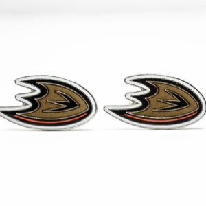 Anaheim Ducks Cufflinks Wedding K Featured