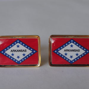 Arkansas Cufflink Featured
