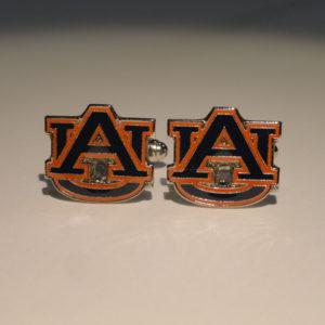 Auburn University Cufflinks Featured