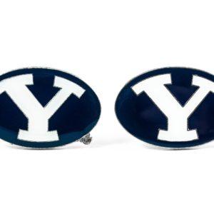 BYU Y Brigham Young University Cufflinks Wedding K Featured