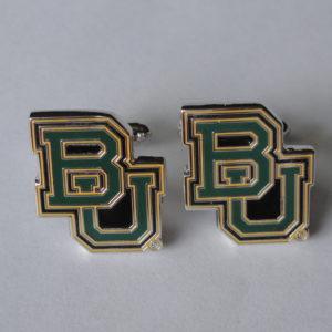 Baylor University Cufflinks Featured