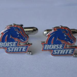Boise State University Cufflinks Featured