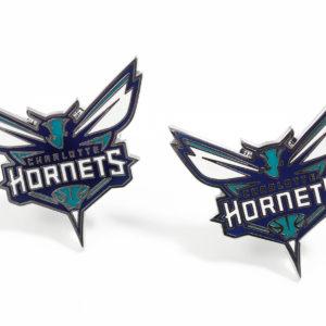 Charlotte Hornets Cufflinks Wedding K Featured