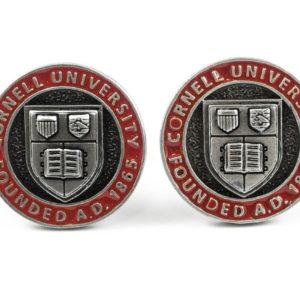 Cornell University Cufflinks Wedding K Featured