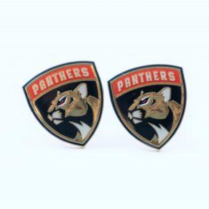 Florida Panthers NHL Hockey Cufflinks Wedding Featured S