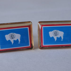 wyoming cufflinks featured