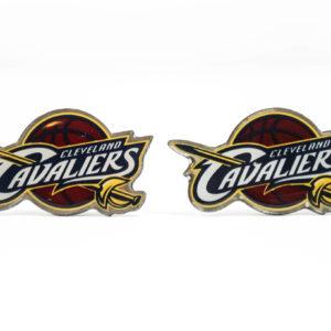 Cleveland Cavaliers Cufflinks Wedding K Featured