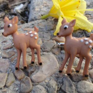 Bambi Fawn Cufflinks Wedding K Featured