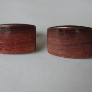 Katalox Wood Cufflinks Wedding K Featured