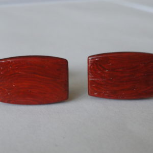 Padauk Wood Cufflinks Wedding K Featured