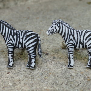 Zebra Cufflinks Wedding K Featured