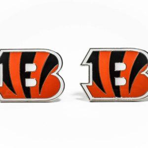 Cincinnati Bengals Cufflinks Wedding K Featured1