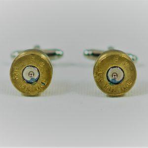 300 Win Mag Bullet Ammo Brass Gun Second Amendment Cufflinks Wedding S Featured