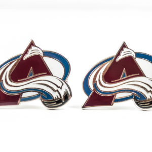 Colorado Avalanche Cufflinks Wedding K Featured