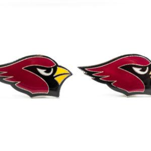 Arizona Cardinals Cufflinks Wedding K Featured