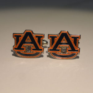 Auburn University Cufflinks Featured
