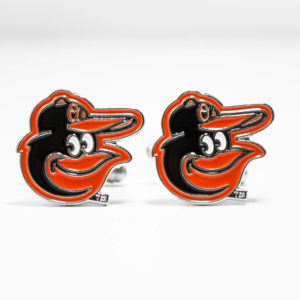 Baltimore Orioles Cufflinks Wedding K Featured