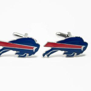 Buffalo Bills Cufflinks Wedding K Featured