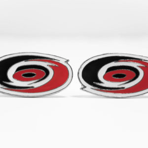 Carolina Hurricanes Cufflinks Wedding K Featured