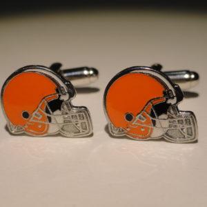 Cleveland Browns Cufflinks small