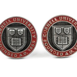 Cornell University Cufflinks Wedding K Featured