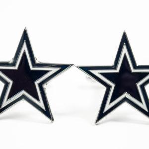 Dallas Cowboys Cufflinks Wedding K Featured