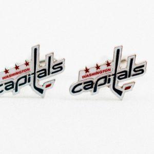 Washington Capitals NHL Cufflinks Wedding S Featured