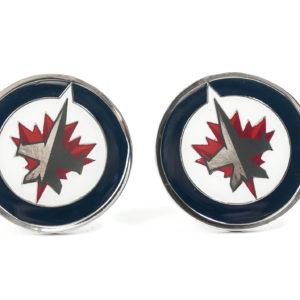 Winnipeg Jets Cufflinks Wedding K Featured