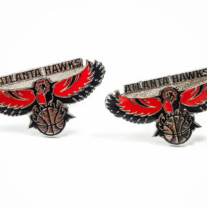 Atlanta Hawks Cufflinks Wedding K Featured
