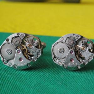 Vintage Soviet Watch Movements Diamond Wedding K Featured