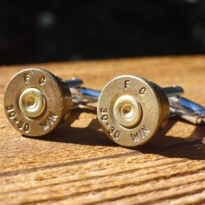Winchester 30-30 Caliber Cufflinks Wedding K Featured