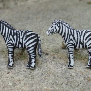 Zebra Cufflinks Wedding K Featured