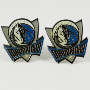 Dallas Mavericks Cufflinks Wedding K Featured
