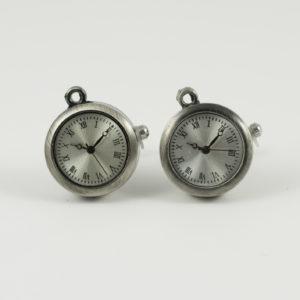 Working Watch Clock Cufflinks Wedding K Featured