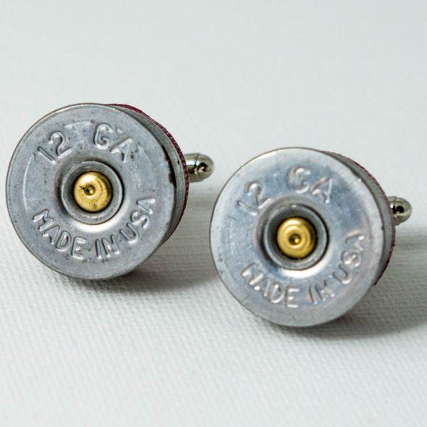 12 Gauge Shotgun Shell Ammo Cufflinks Wedding S Featured