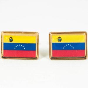 Venezuela Venezuelan Flag Cufflinks Wedding S Featured