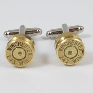 Winchester .45 Caliber Ammo Cufflinks
